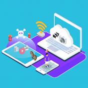 Интернет + ТВ + 5 SIM-карт
